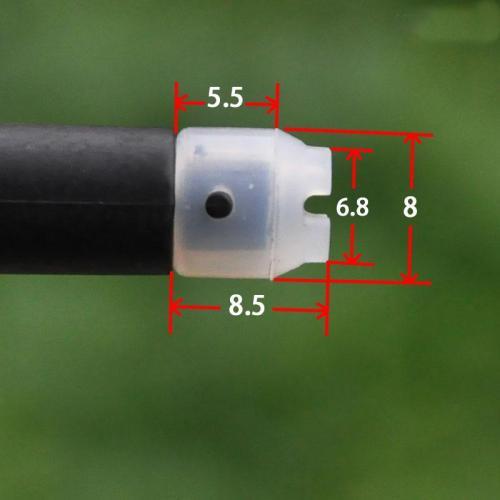 Silicone Nozzle for GJ AWM/m24/98k & JY AWM 701/702