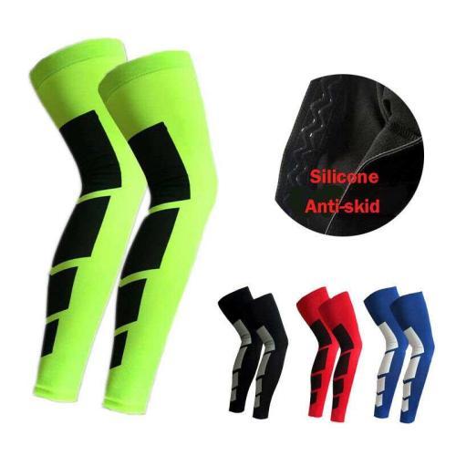 Thigh High Compression Leg Sleeve Stockings