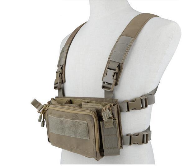 WST VE-55 Multifunctional Tactical Vest 500D