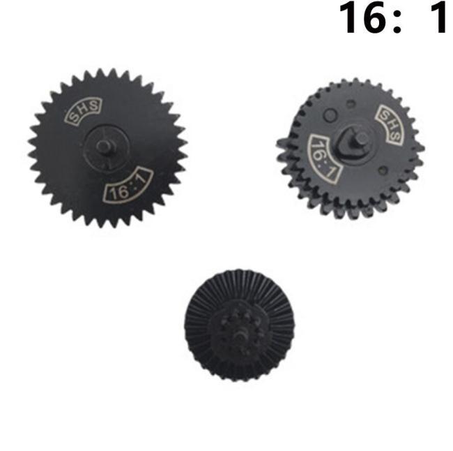 SHS Steel Gears