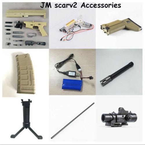 JinMing JM Scar V2 Original Parts Set