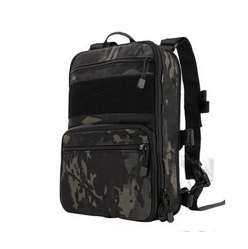 D3 Flatpack Molle Tactical Backpack 1000D