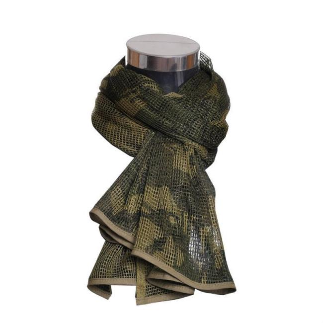 Multi-Purpose Military Tactical Scarf Camouflage Face Veil
