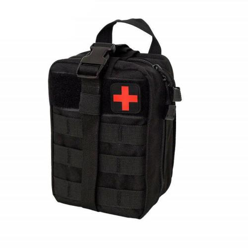 Tactical First Aid Bag Molle Medical Pouch