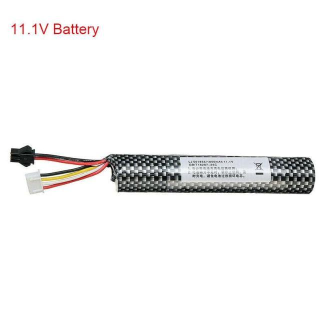 11.1V 1800mAh Lipo Battery / Charger