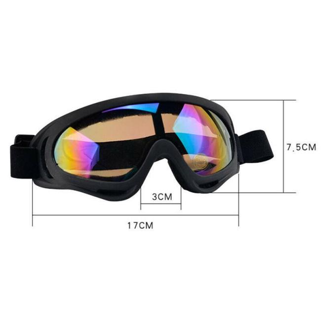 Tactical Goggles Face Eye Protection Mask