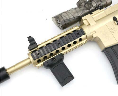 Bravo Short Inclined Vertical Foregrip