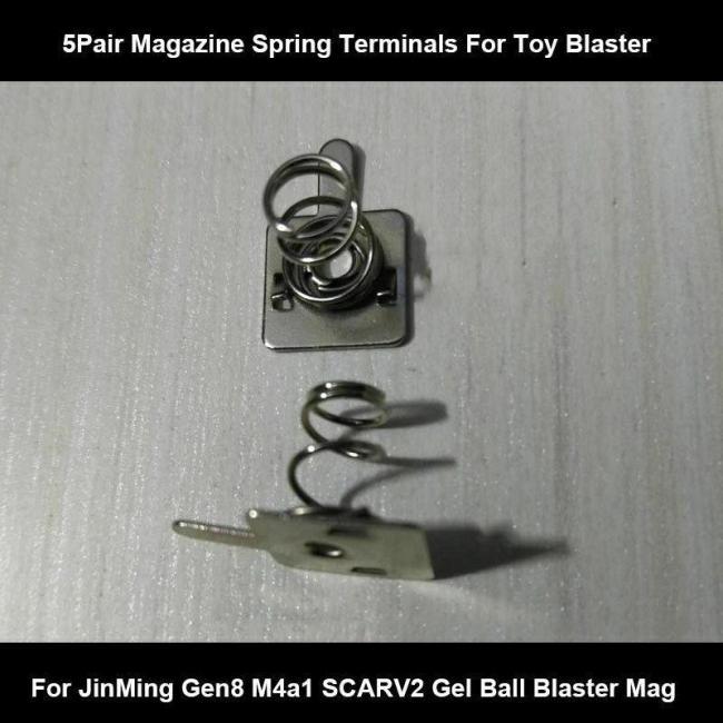 JM SCAR V2 Gen8 Gearbox Cable Parts