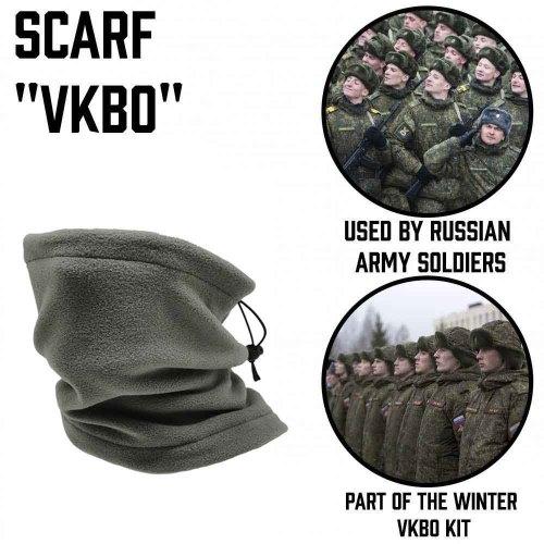 Russian Army VKBO Fleece Tube Scarf