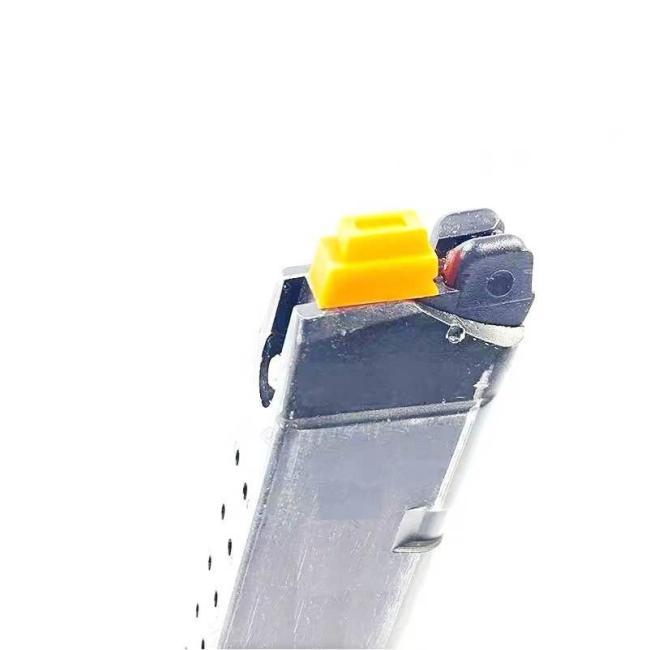 Enhanced Rubber Piston Head Hop Up Bucking Magazine Gasket