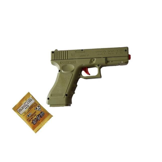 H12A Handi Glock G17 Manual Gel Blaster