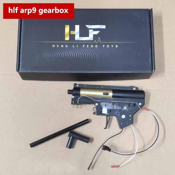HLF ARP9 Gearbox