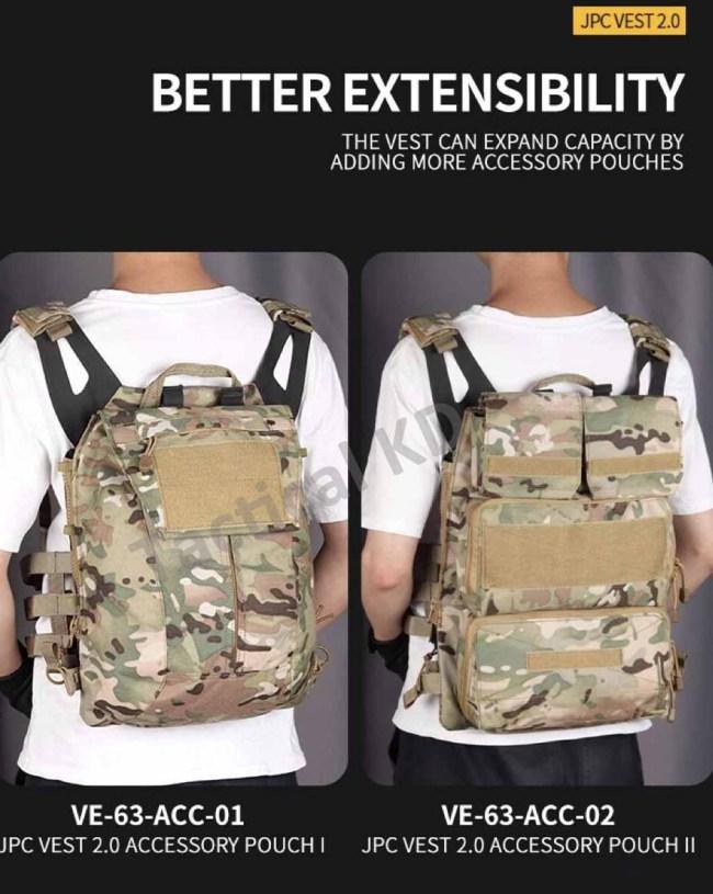 JPC 2.0 Jumpable Plate Carrier Vest