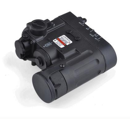 DBAL-eMkII PEQ - IR/Red Laser/Torch Unit