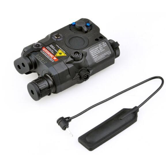 Element LA PEQ15 Battery Box - Red Laser/ Flashlight/ IR Lenes