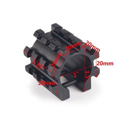 XM1014 M870 Torch Clip