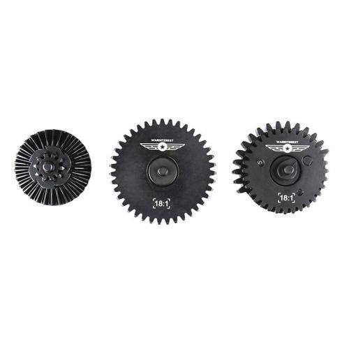 LDT High Speed CNC Gear Set