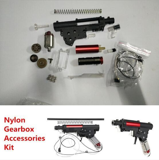 JM J8 J13 Scar UMP Nylon Gearbox Upgrade Parts Kits
