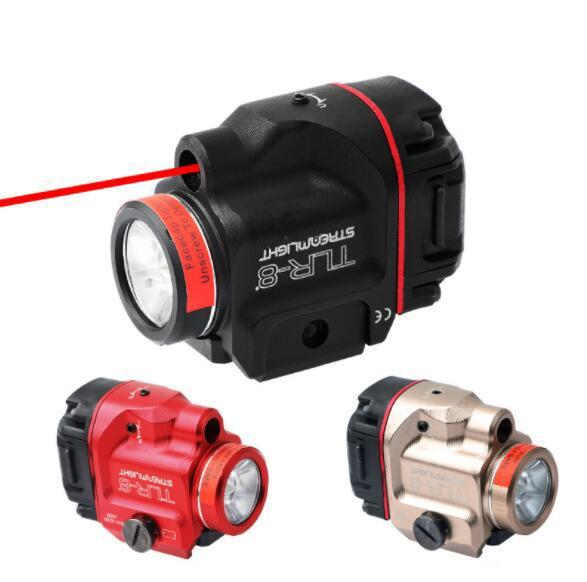 TLR-8 Compact LED Pistol Flashlight/Laser