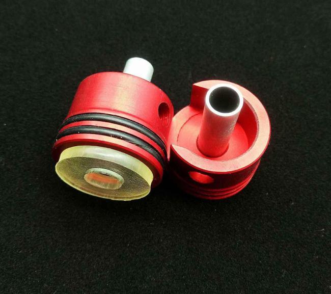 Upgrade Metal Piston Pump Head Nozzle for J8 J9 J10 Scar V2
