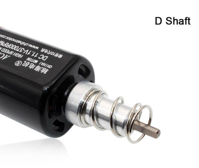 Chihai Long Axis 460 Motor for J9 J10 ACR