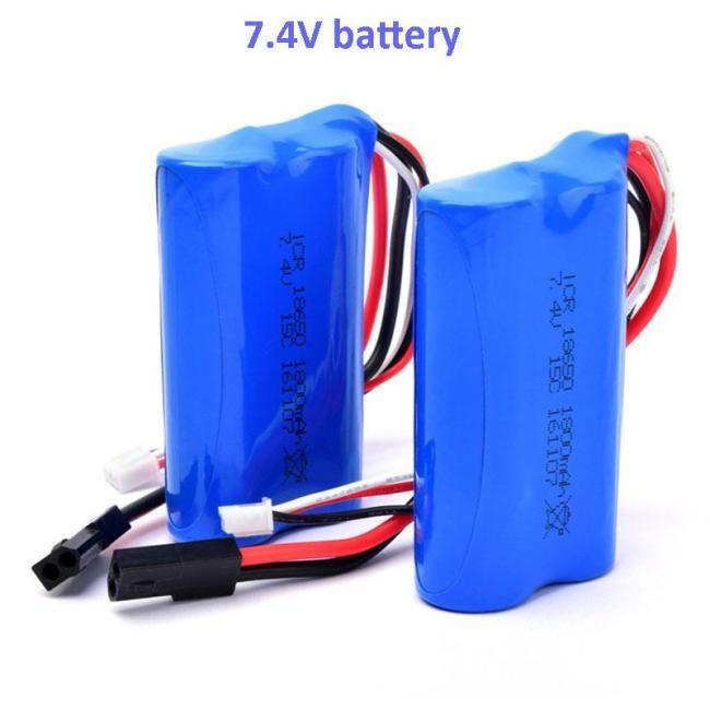 Jinming Lipo Battery 7.4v/11.1v