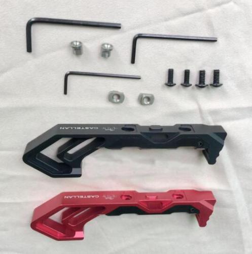Castellan Arrow KEYMOD-MLOK Metal Foregrip