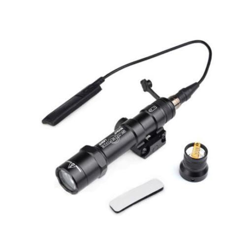 SF Surefire M600B Scout Light Tactical LED Mini Flashlight