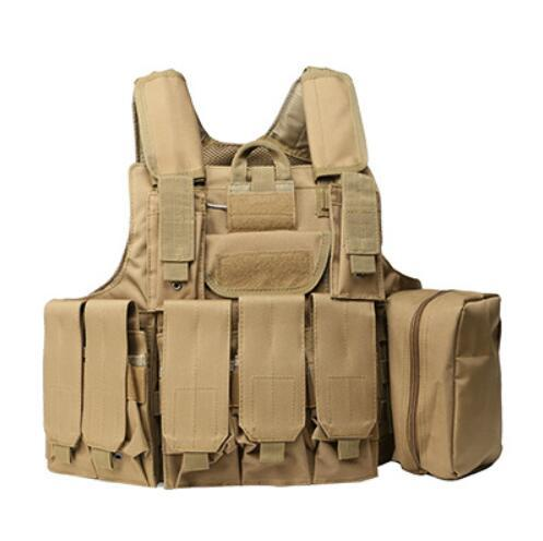 1000D Nylon Molle System Ghost Tactical Vest
