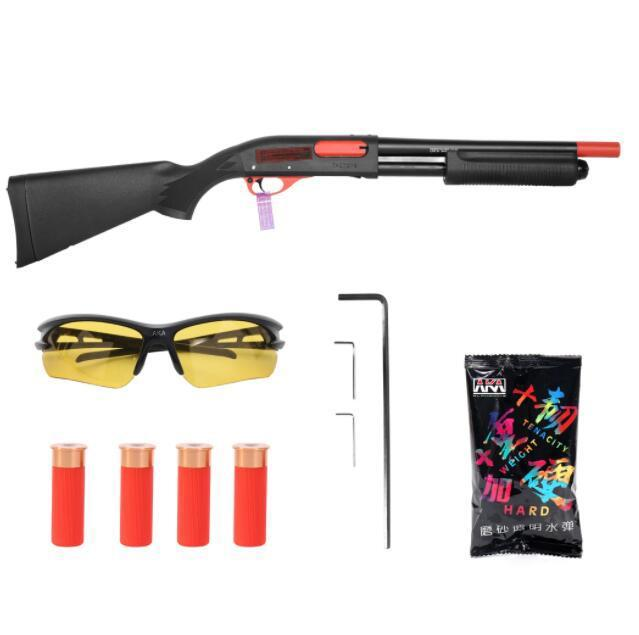 Alpha King AKA M870 Shotgun Gel Blaster