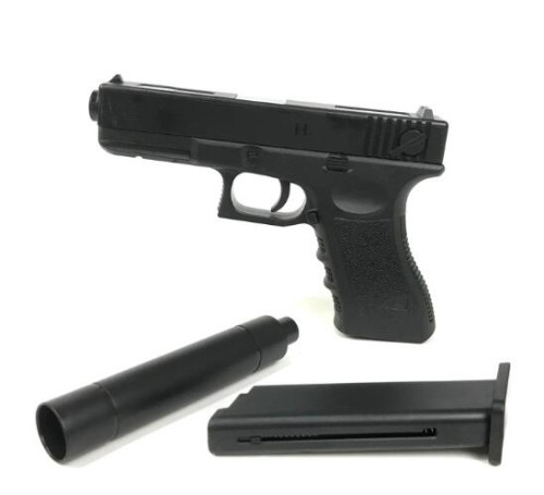Lehui Glock LH P18C Manual Gel Blaster