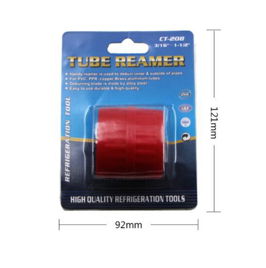 Barrel Double Chamfering Tool Tube Reamer