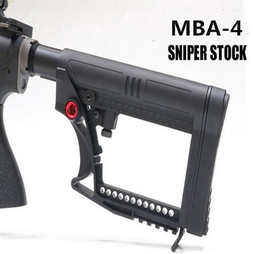 MBA4 Sniper Butt Stock