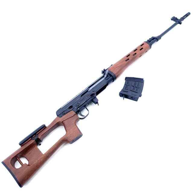 JY SVD Dragunov Sniper Gel Blaster