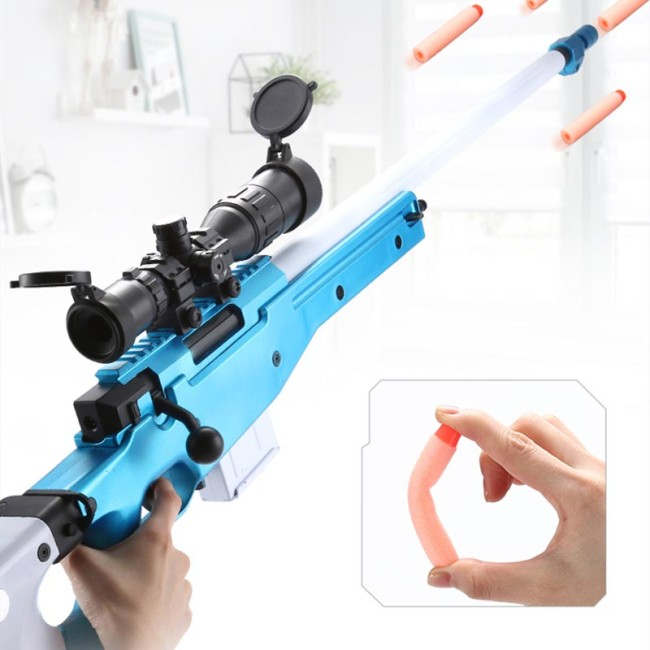 Beidou Tactical AWM Shell Ejecting Nerf Blaster