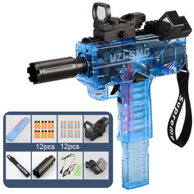 UZI SMG Foam Dart Blaster