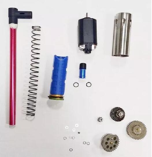 Lehui Vector V2 Upgrade Components