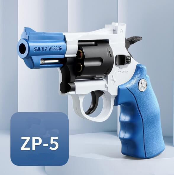 ZP5 Revolver EVA Foam Dart Toy Gun