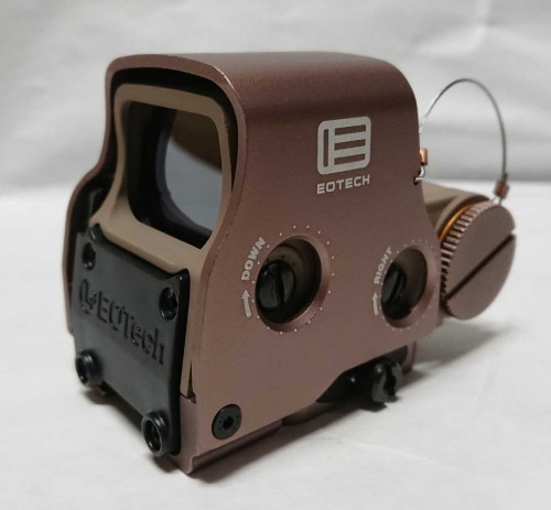 EOtech 558 Holographic Sight Tan