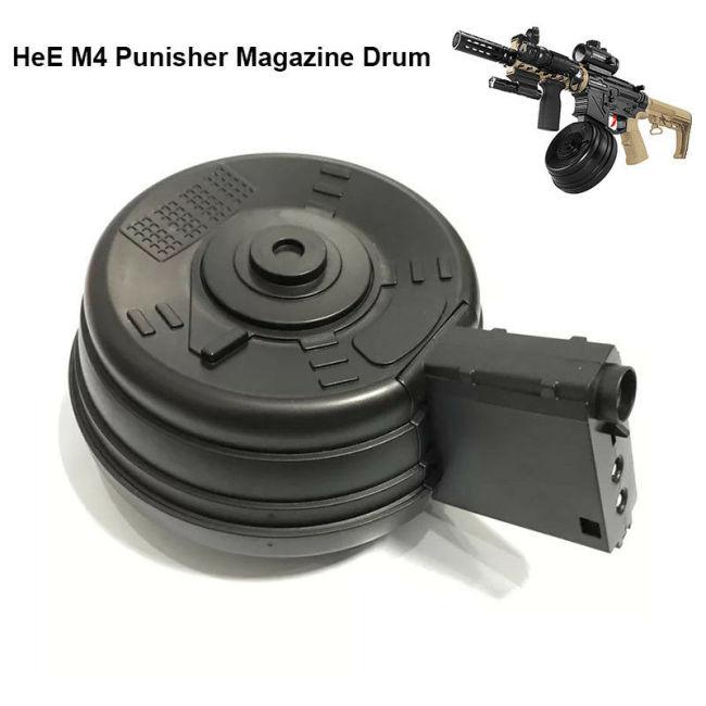 HeE Punisher Drum Magazine