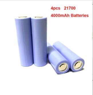 21700 3.7v 4800mah Batteries