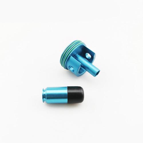 Lehui AUG, SLR AK, SIG-552 Metal Cylinder Head w/ Nozzle