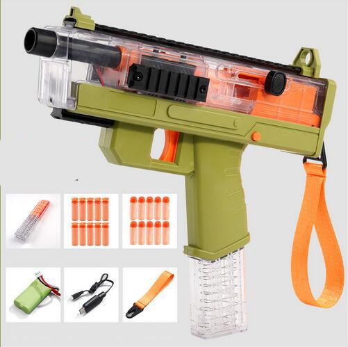 MP7 Electric Blowback Foam Dart Blaster
