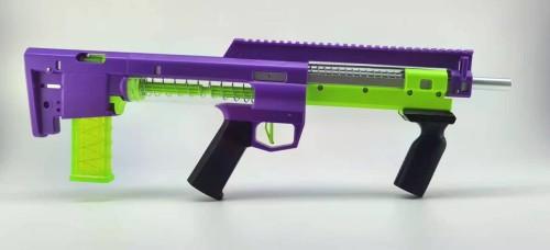 Injection Molding Lynx Nerf Blaster