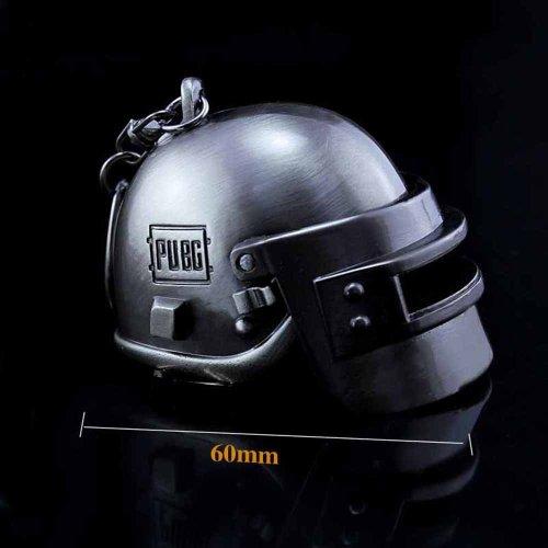 PUBG Helmet Keychain