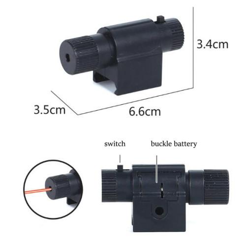 FD888-15 Universal Mini Red Laser Sight