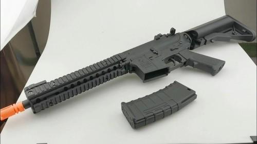 SJ MK18 Mod1 Gel Blaster