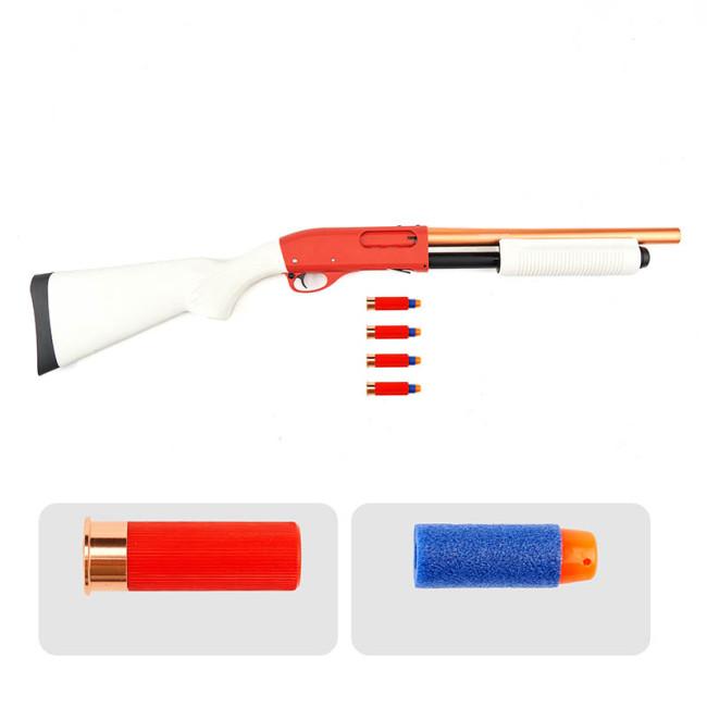 AKA M870 R1 Shell Eject Nerf Blaster