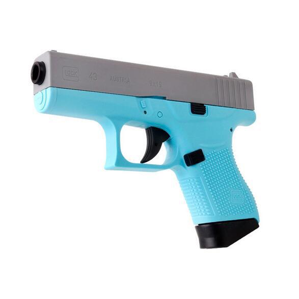 JM Glock G43 Foam Darts Gel Blaster 2 in 1