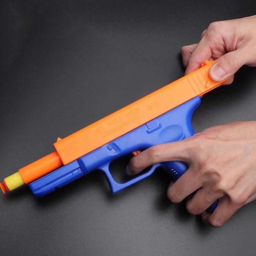 Handi D001 Foam Dart Manual Glock